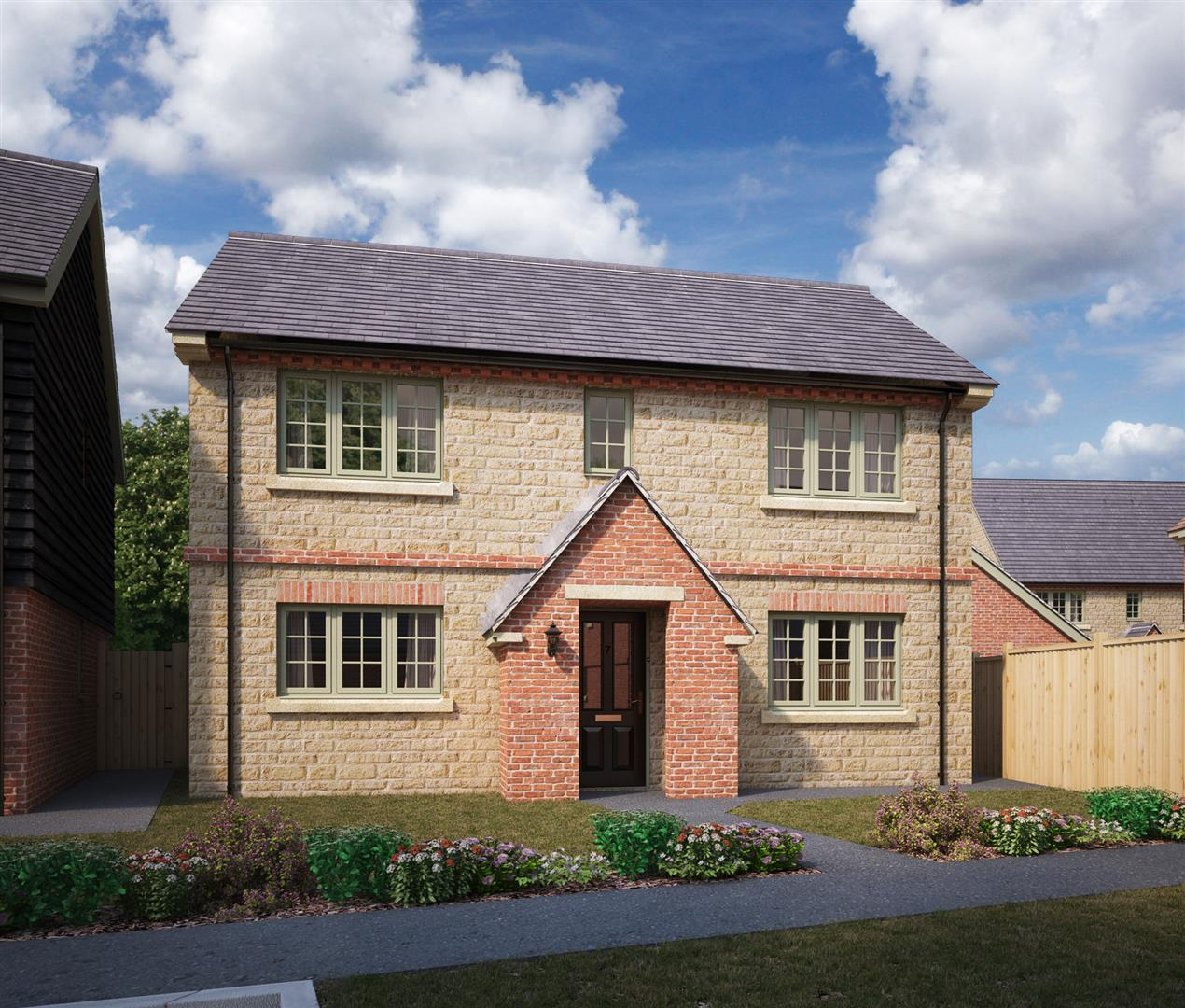 3 Bedrooms Detached House for sale in Sand Pit Road, Calne